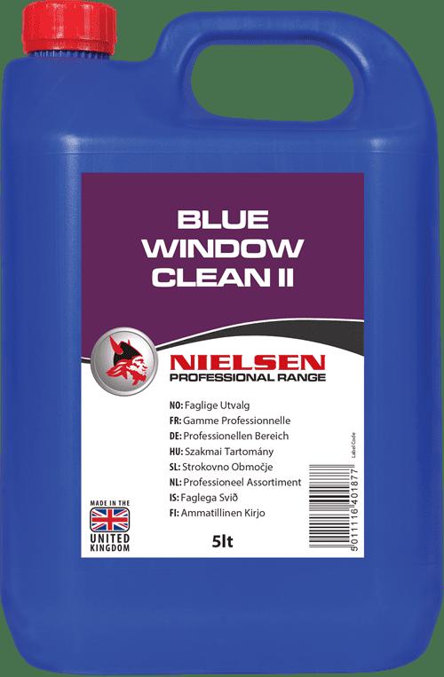 Blue Window Clean II 5L