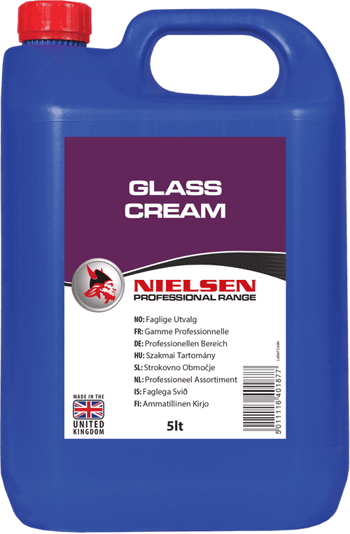 Glass Cream 5L