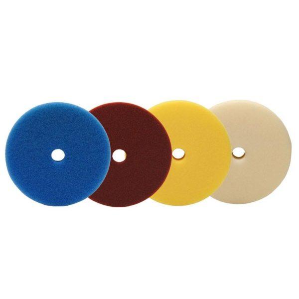 Buff and Shine 7 Inch Coarse Blue Heavy Cutting Foam Pad