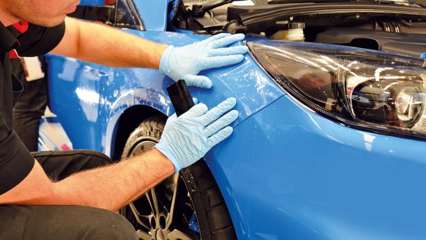 Paint protection film 4heed - Automotive interior protective film ...